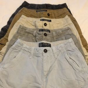 American eagle Men's classic cargo shorts